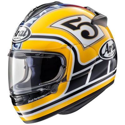 Casque Arai Chaser-X Edwards Legend Jaune