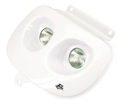 Double optique Blanc Booster 1999-03