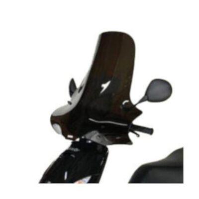 Pare-brise Bullster 57 cm incolore Peugeot 50 Vivacity 08-09