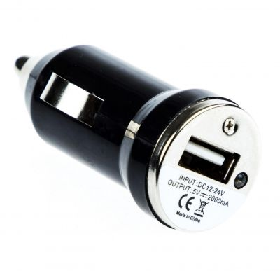 Port USB SW-Motech pour allume-cigare