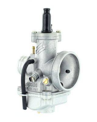 Carburateur Polini Coaxial D.17,5 starter à câble