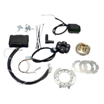 Allumage Polini (rotor interne + lumière) Derbi / GPR