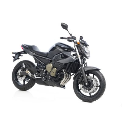 Extension de silencieux Leovince Inox pour Yamaha XJ6 09-15