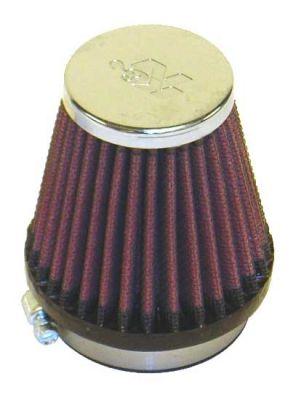 Filtre à air K&N RC-2330 CLAMP-ON Ø54mm L76mm