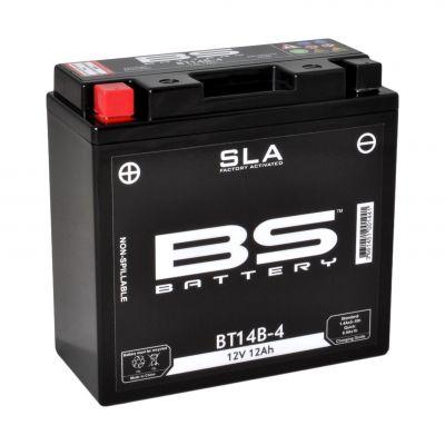4 Sur Fulbat Bécanerie La Batterie Yt14b 12ah Electrique 12v Pièces 2IbeDWEH9Y