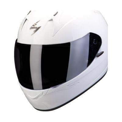Casque intégral Scorpion EXO-390 blanc