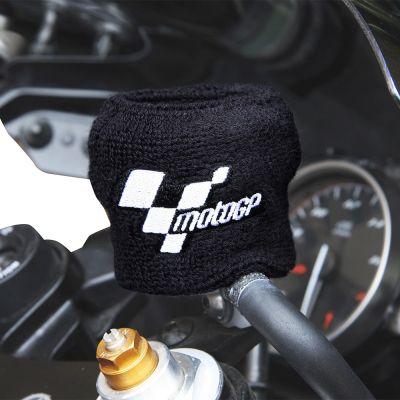 Protection de réservoir de maître-cylindre de frein MotoGP noir