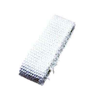 Bande thermique pour échappement 50mm x 1m blanc