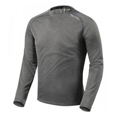 Tee-shirt technique Rev'it Sky manches longues gris foncé