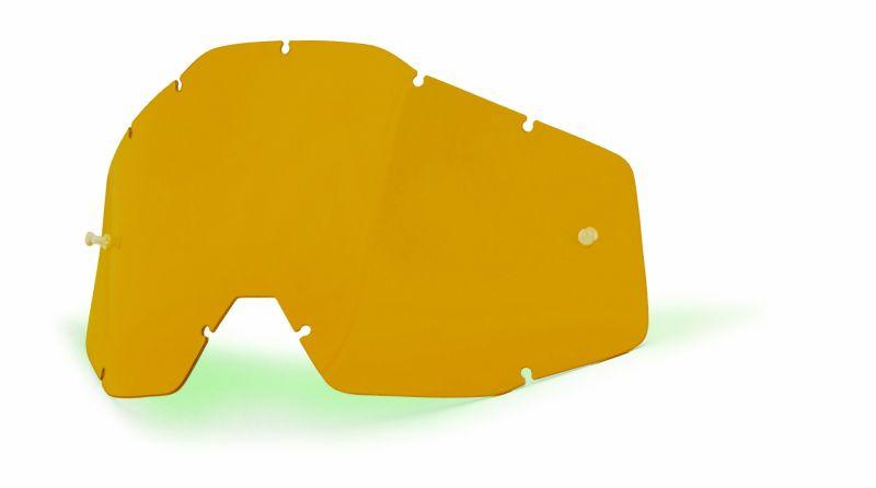 ecran masque cross 100 ambre quipement cross sur la b canerie. Black Bedroom Furniture Sets. Home Design Ideas