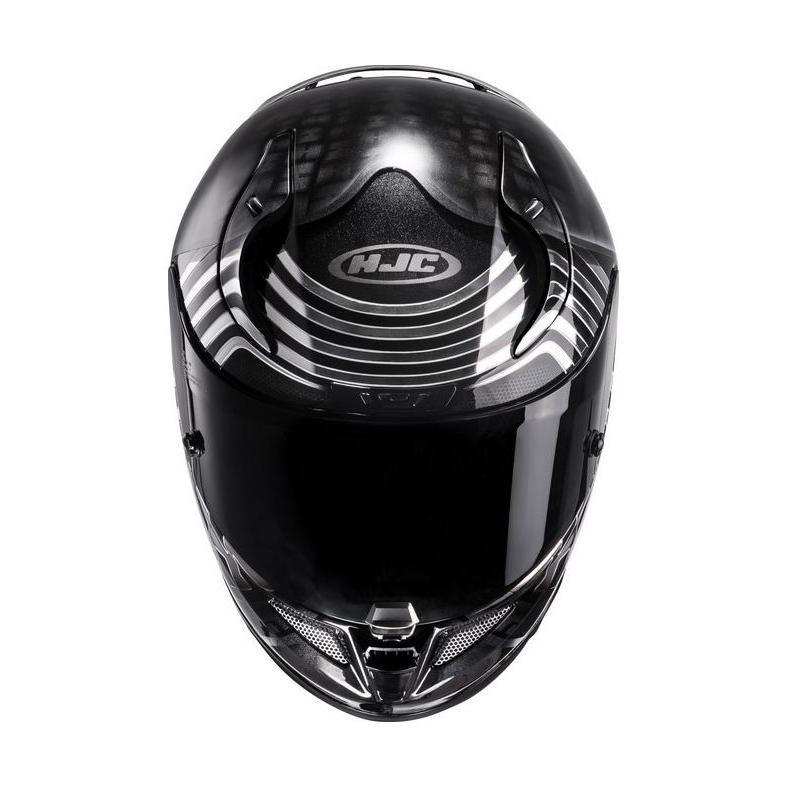 Casque moto kylo ren