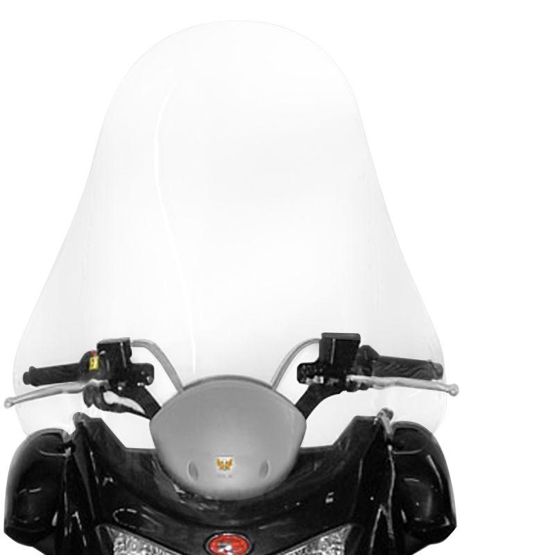 pare brise isotta complet adapt kymco grand dink haute h875mm pare brise kit de fixation. Black Bedroom Furniture Sets. Home Design Ideas