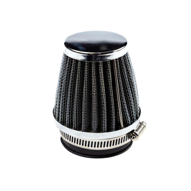 filtre air conique 55mm chaft vintage pi ces carburation sur la b canerie. Black Bedroom Furniture Sets. Home Design Ideas