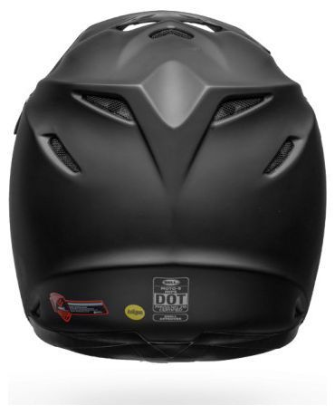Casque cross Bell Moto 9 Mips Intake Matte noir - 3
