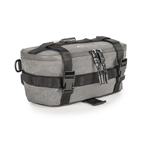 sacoche de guidon kappa ra317 grise pi ces bagagerie sur la b canerie. Black Bedroom Furniture Sets. Home Design Ideas