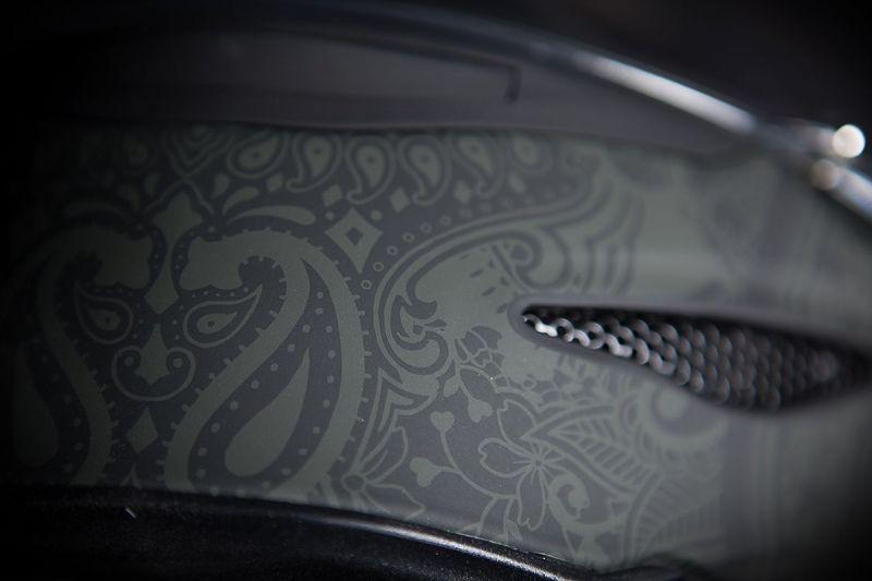 Casque intégral Icon Airmada Chantilly noir - 6