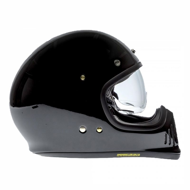 Casque Shoei Ex-Zero noir - 2