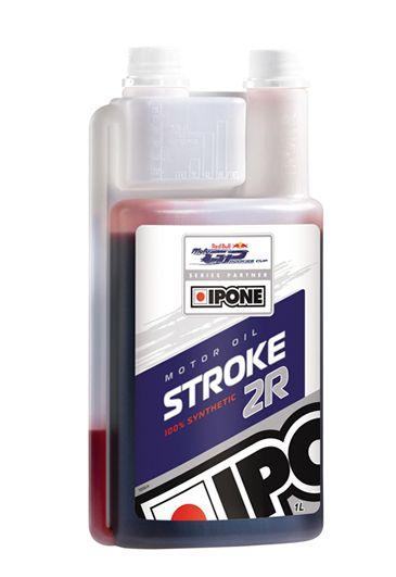 huile moteur 2t ipone stroke 2r 1l lubrifiant sur la b canerie. Black Bedroom Furniture Sets. Home Design Ideas