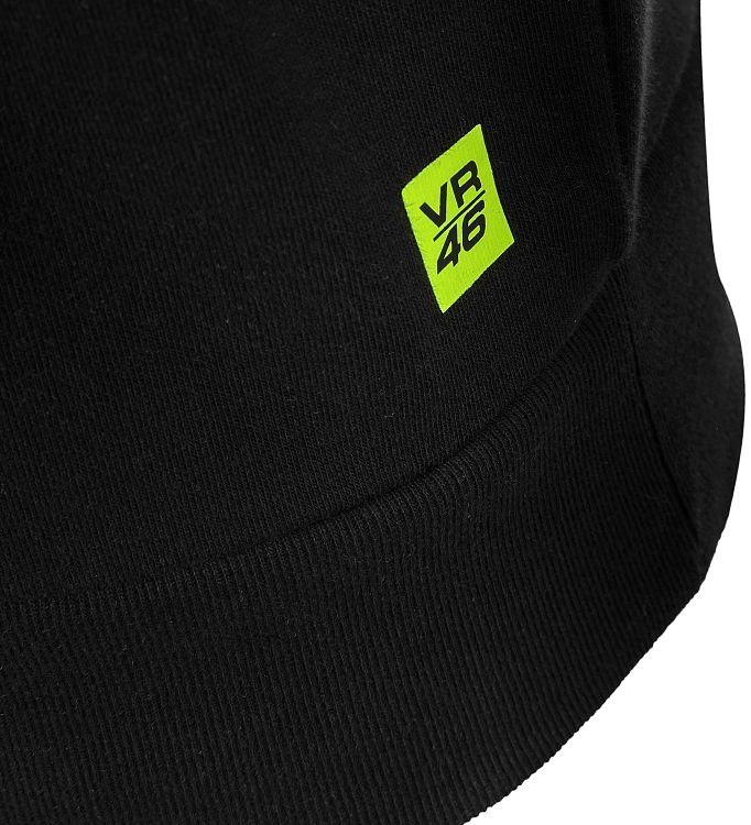 Sweat VR46 Core noir - 2