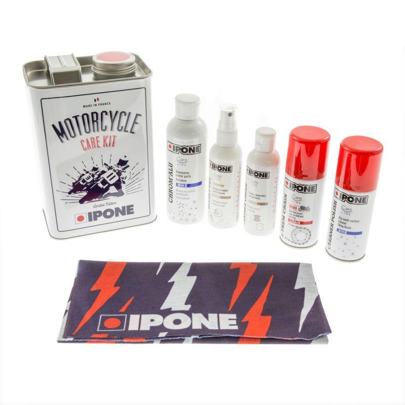 box ipone vintage care kit 6 produits lubrifiant sur la b canerie. Black Bedroom Furniture Sets. Home Design Ideas