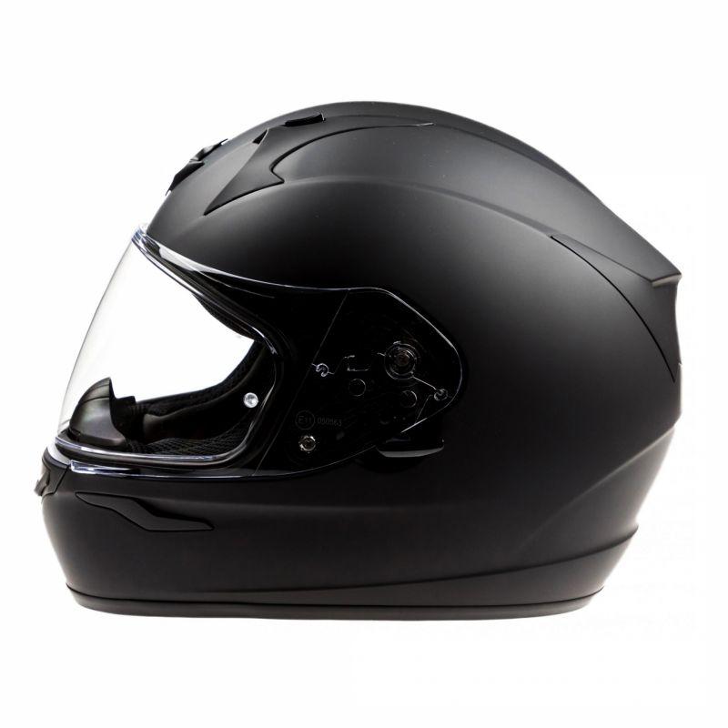 Casque intégral Scorpion EXO-390 noir mat - 1