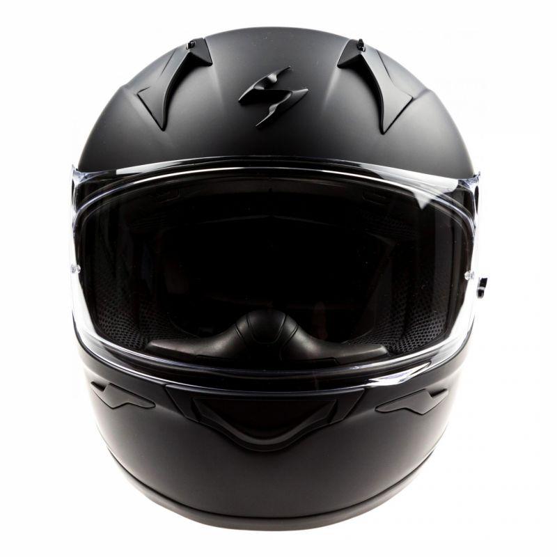 Casque intégral Scorpion EXO-390 noir mat - 3