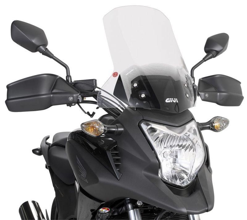 Pare-mains Givi Honda NC700X 12-13 / NC750X / NC750X DCT 14- (paire)