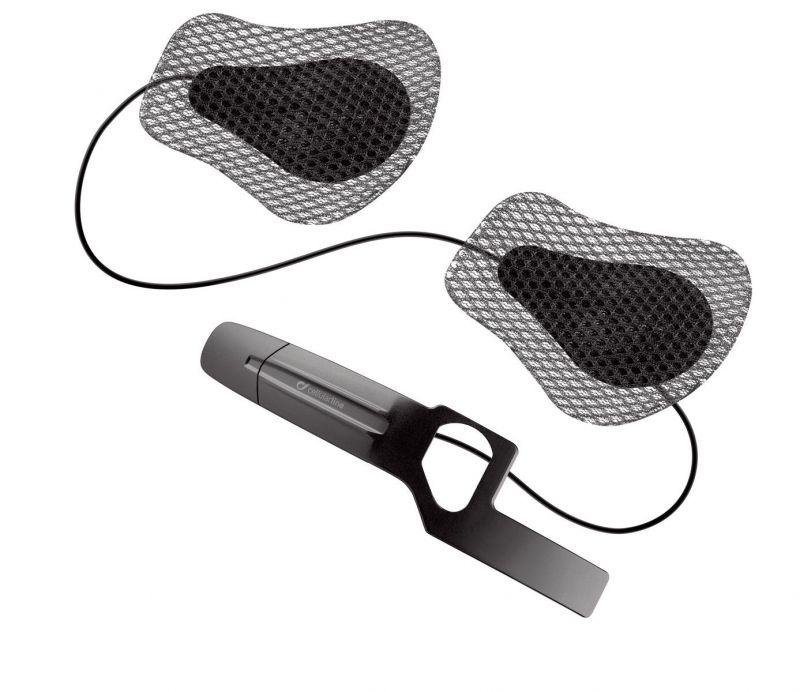 Kit audio Cellularline Pro Sound Confort pour casque HJC
