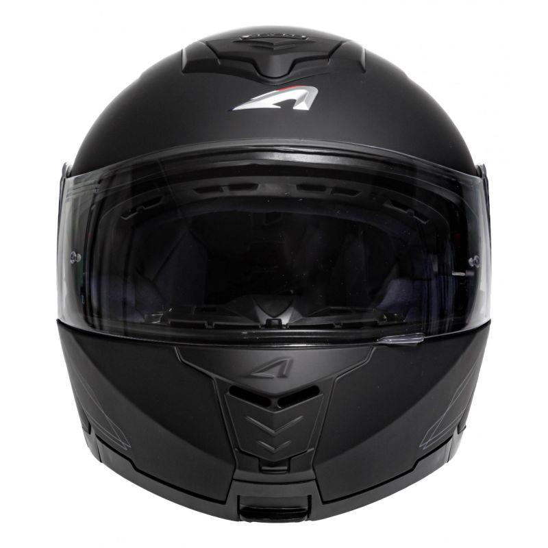 Casque Modulable Astone Rt 1200 Mono noir mat - 4