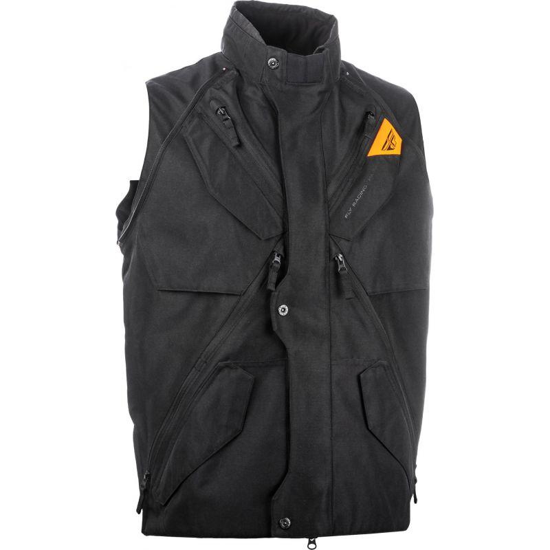 Veste enduro Fly Racing Patrol Jacket noire - 1