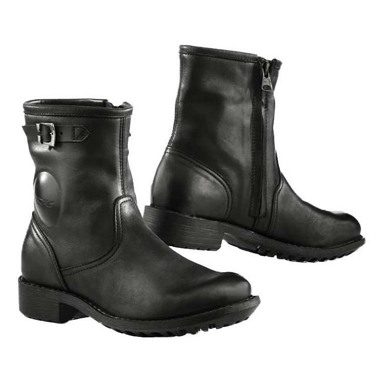 Demi-bottes TCX Lady Biker WP noir