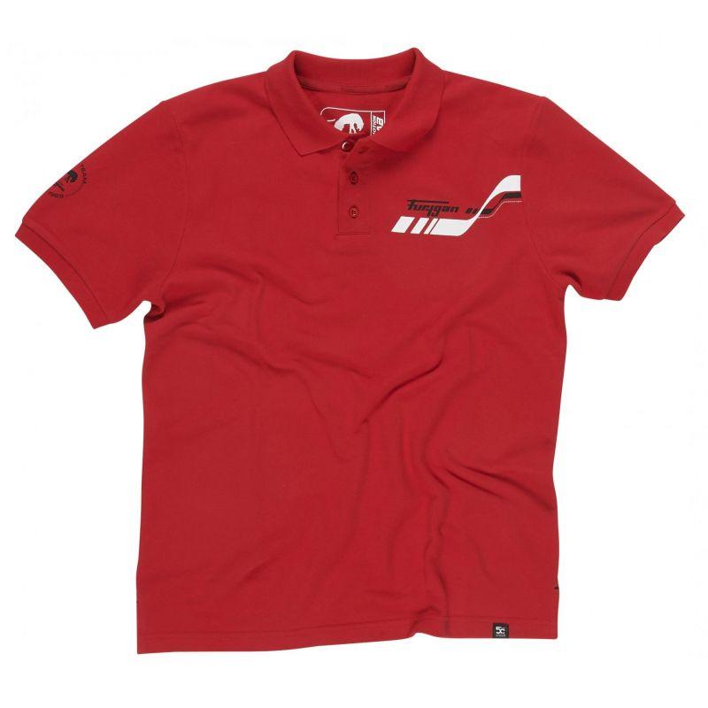 Polo Furygan X-Wings rouge