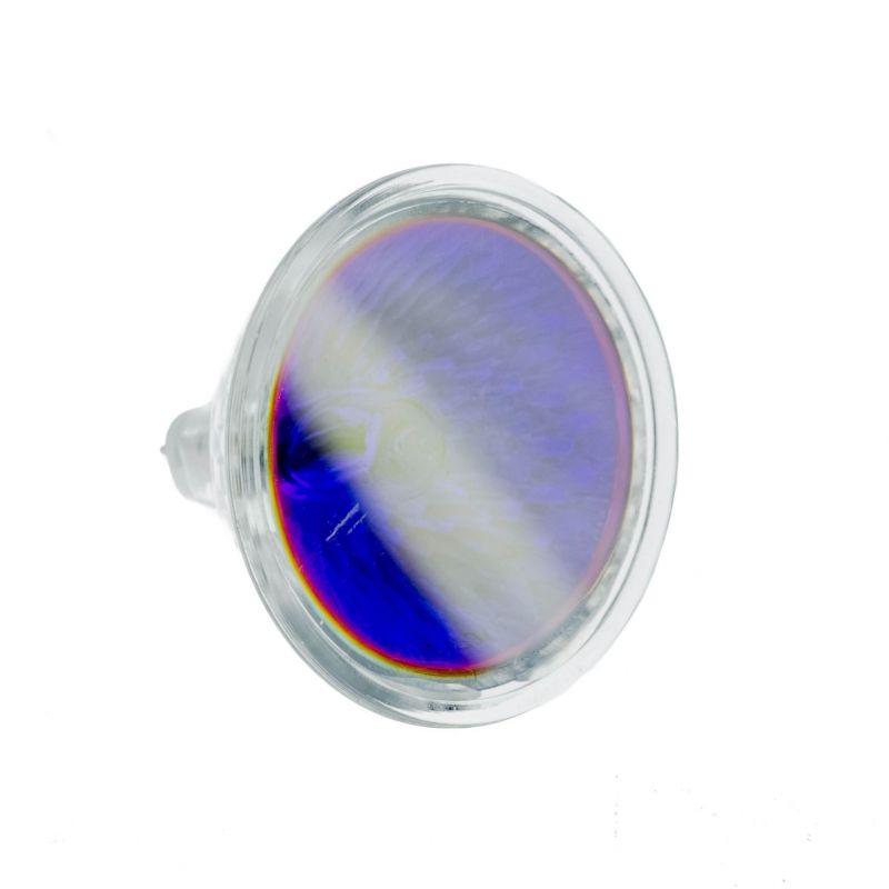 Ampoule MR16 H20W Dichroïque halogène 12V 20W D.50 - 1