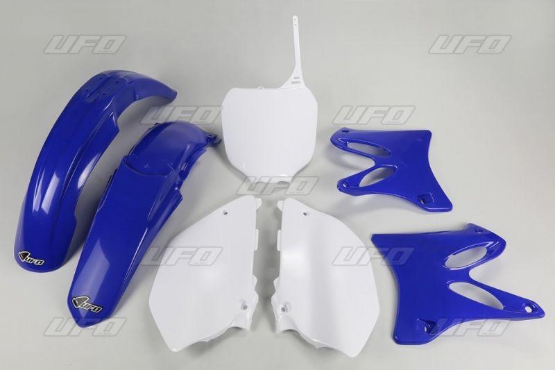 kit plastique ufo yamaha 125 yz 02 05 bleu blanc couleur origine pi ces car nage sur la. Black Bedroom Furniture Sets. Home Design Ideas