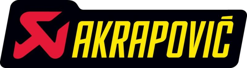 Sticker Akrapovic 90x27mm