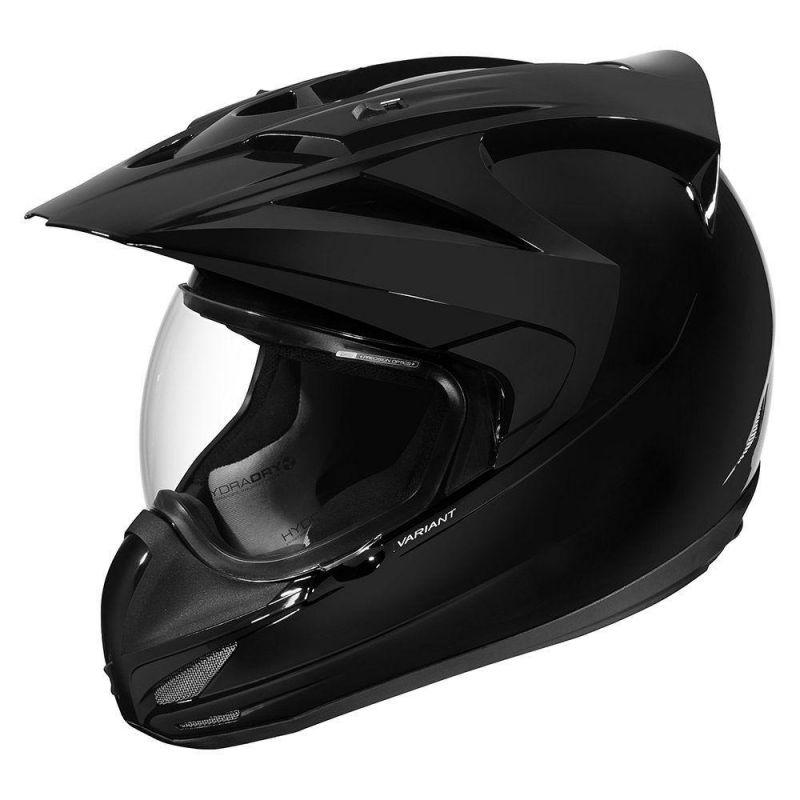 Casque intégral Icon Variant Gloss noir - 2