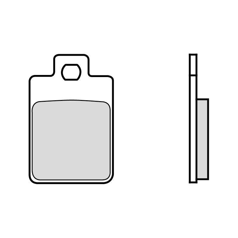 plaquettes de frein brembo 07017cc carbone c ramique avant pi ces freinage sur la b canerie. Black Bedroom Furniture Sets. Home Design Ideas