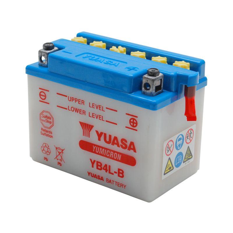 Batterie Yuasa YB4L-B 12V 4Ah
