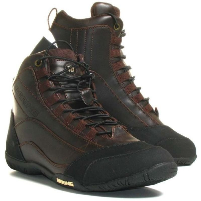 Chaussures de moto Bering Adventure Evo marron