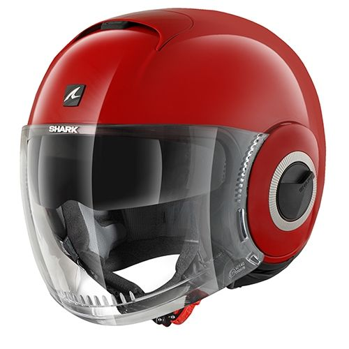 casque jet shark nano color rouge pi ces casques moto sur la b canerie. Black Bedroom Furniture Sets. Home Design Ideas