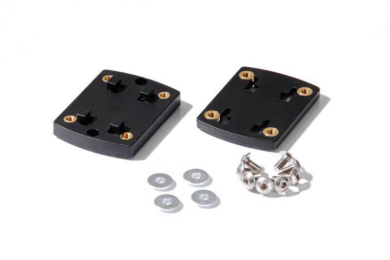 Clip adaptateur SW-MOTECH pour GPS noir