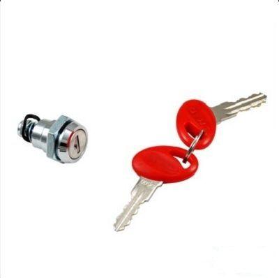 Barillet avec 2 clés pour top-case Shad