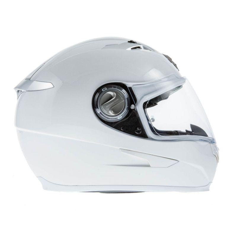 Meilleur Casque Integral : casque int gral scorpion exo 500 air blanc casques moto sur la b canerie ~ Farleysfitness.com Idées de Décoration