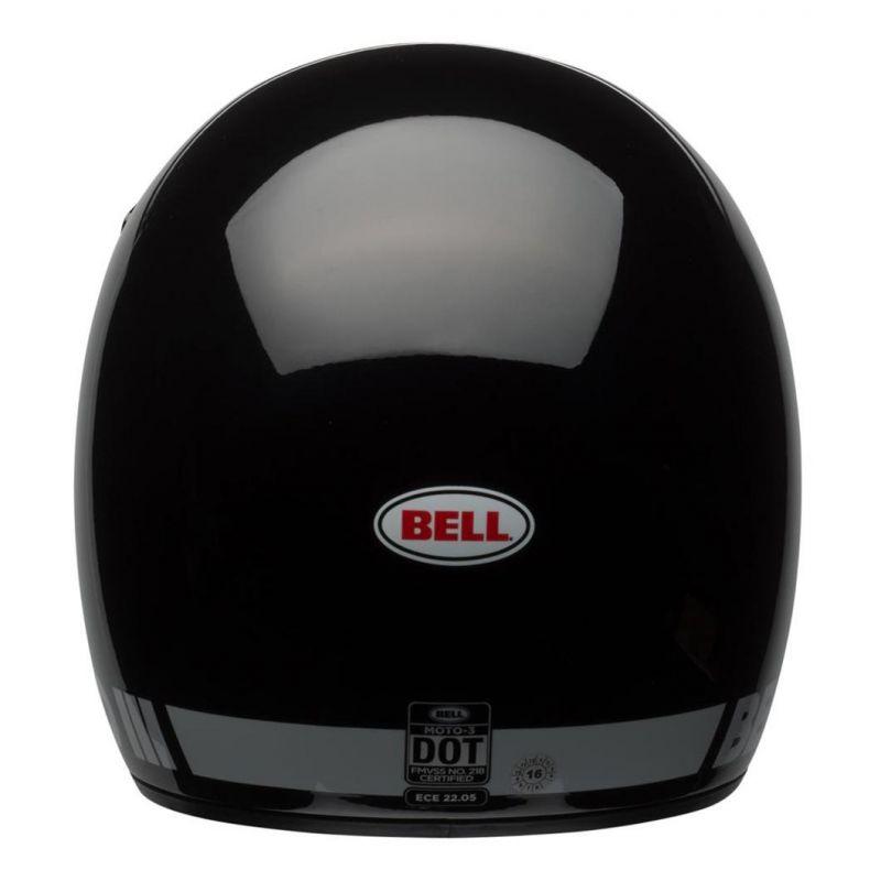 Casque Bell Moto 3 Classic noir - 3