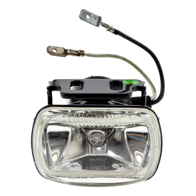 Feu Halogène Tun'R Lampe Rectangle Noir Orientable 12v55w - 1