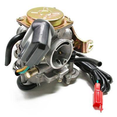 Carburateur gy6 139qma b agility v clic kisbee 4t pi ces carburation sur la b canerie - Reglage carburateur 2 temps ...