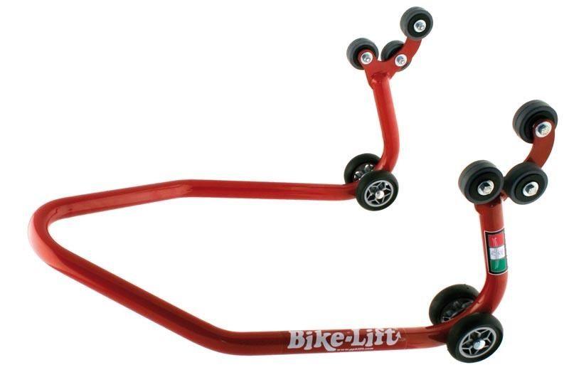 b quille de stand arri re bike lift sp ciale quads atelier stand sur la b canerie. Black Bedroom Furniture Sets. Home Design Ideas