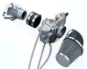 """Kit Carburation Top Performances """"""""TM24 Mikuni"""""""" D.24mm MBK Nitro/Ovetto"""