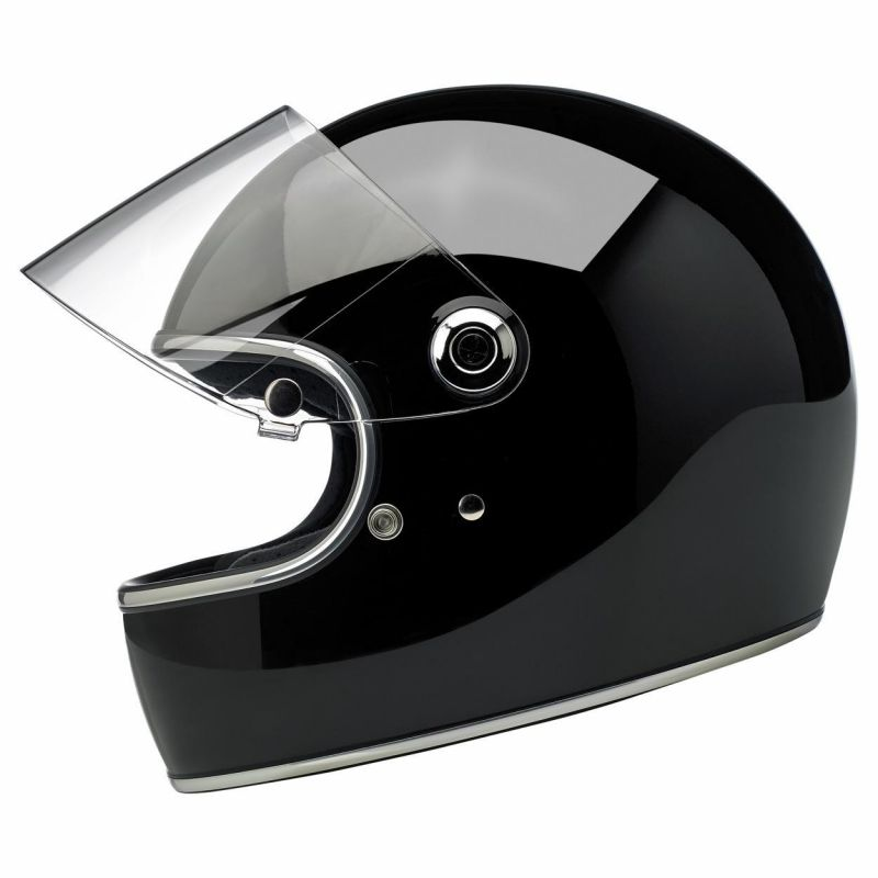 Casque intégral Biltwell Gringo S noir - 3