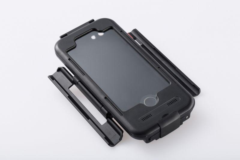 Étui rigide SW-MOTECH pour iPhone 6 / 6S noir - 1